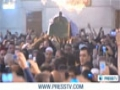 [24 Mar 2013] Syrians mourn death of prominent cleric - English