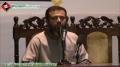 [یوم مصطفیٰ ص] Speech Br. Naqi Hashmi - Dawood Engineering University Karachi - 28 March 2013 - Urdu