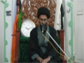 Majlis - Maulana Syed Ahmed Naqvi At Alamdar road Quetta Part 02 - Urdu