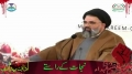[CLIP] انتخاب نہیں انقلاب راہ نجات Intekhaab nahi Inqelab Rah e Nijat - Syed Jawad Naqvi - Urdu