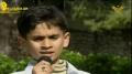 Gifted child vocalist Ahmad Ghaddar الطفل الموهوب المنشد أحمد غدار - Arabic