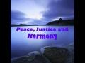 Peace, Justice & Harmony - Nasheed - English
