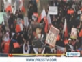 [21 April 2013] Bahrainis use the F1 race to expose the regime atrocities - English