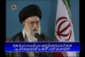Supreme Leader Ayatollah Syed Ali Khamenei speaks with the Labours as an Important entity - Farsi sub Urdu