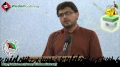 [7 May 2013] Speech Br. Shakir Ali Rawjani - MWM Candidate from PS117 - Urdu