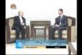 [08 May 13] Iranian FM Salehi Meeting with Syrian President Bashar Alassad - Urdu