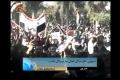 [9 May 2013] Pro Bashar Alassad Protest against israeli Aggression in Syria - Urdu