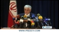 [09 May 13] Afghan president confirms US demand for permanent bases - English