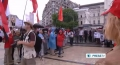 [23 May 2013] Pro-Syrian protesters rally in Ukraine - English