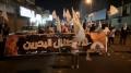 كلمة إئتلاف شباب ثورة 14 فبراير | مسيرة لا لإحتلال البحرين - Arabic