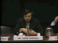 1989-Debate Panel on Israel, Zafar Bangash, Norman Finkelstein and Wolf Blitzer Part 3 - English