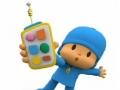 Kids cartoon - POCOYO - The World Coloring Machine! English