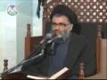 [07] فطرت Fitrat - Ustad Syed Jawad Naqvi - Urdu