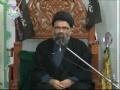 [01] امت کی تدریجی موت Ummat Ki Tadreeji Mawt - Ustad Syed Jawad Naqvi - Urdu