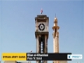 [07 June 13] Syrian army gains upper hand in fight against militants - English