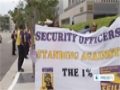 [08 June 13] Union workers protest low wages in US - English