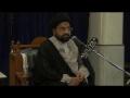 Azmat-e-Ashaab-e-Masoomeen - 8th Rajab 1434 A.H - Moulana Taqi Agha - Urdu