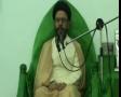 [03][Ramadhan 1434] H.I. Zaki Baqeri - Quran and clash of civilizations - 12 July 2013 - Urdu
