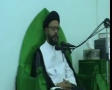 [07][Ramadhan 1434] H.I. Zaki Baqeri - Quran and clash of civilizations - 16 July 2013 - Urdu