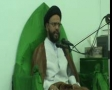 [09][Ramadhan 1434] H.I. Zaki Baqeri - Quran and clash of civilizations - 18 July 2013 - Urdu