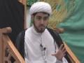[16][Ramadhan 1434] Lessons from the Life of Imam Hasan (a.s) (II) - Sh. Mahdi Rastani - English