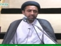 [02] اُنسیت با ثقلین - H.I. Syed Haider Naqvi - Ramazan 1434 - Karachi - Urdu