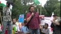 Toronto Al-Quds Rally - Speech by Br. Sid Lacombe, Canadian Peace Alliance 03Aug2013 - English