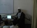 [06] Tafseer-o-Tajveed-e-Quran - H.I Abuzar Mehdavi - Ramadhan 1432 - Lahore - Urdu