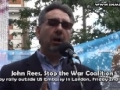 [AL-QUDS 2013] John Rees Speech - London, UK - 2 August 2013 - English