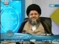 مطارحات في العقيدة | رد نظرية إثبات الحد لله تعالى – 2 - Arabic