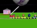 A Planet Train - Learning for Kids - English