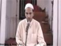 [09][Ramadhan 1434] Shara-e-Khutba-e-Shabaaniya - 16th Mahe Ramadhan - Moulana Agha Munawar Ali - Urdu