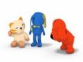 Kids Cartoon - Patrick n friends : Shadow - English
