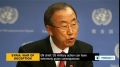 [06 Sept 2013] UN chief: attack on Syria can have extremely grave consequences - English