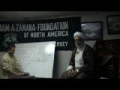 Reflection on the life of Imam Ali AS and... Pt3- Letter 31 -Engl