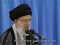 1392/05/12 بیانات رهبر انقلاب در مراسم تنفیذ حكم ریاست جمهوری - Farsi