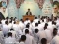 [30] نظام حکومت الٰہی در قرآن Ustad Syed Jawad Naqavi - Urdu
