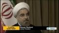 [25 Sept 2013] Rouhani calls West sanctions illegal inhumane - English