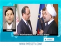 [27 Sept 2013] President Rouhani remarks in US, conciliatory: Mohammad Marandi - English