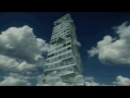 Spinning Skyscraper Planned - English