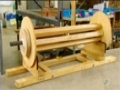 How Its Made - Weaving Looms - English