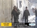[09 Oct 2013] Syrian Army in control of Aleppo strategic road - English