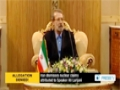 [10 Oct 2013] Iran dismisses nuclear claims attributed to Speaker Ali Larijani - English