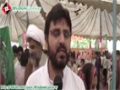 [امیدِ مستضعفین جہاں کنونشن] Interviews In Convention - 29 Sept 2013 - Urdu
