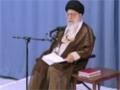 [شرح حدیث اخلاق] Rahbar Sayyed Ali Khamenei - دور نکردن دیگران - Farsi