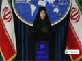 [29 Oct 2013] Iran Foreign Ministry Spokeswoman Marzieh Afkham Press Conf. - Part 1 - English