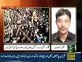 سچ ٹی وی، دفاع وطن کنونشن سے سنیٹر فیصل رضا عابدی کا خطاب - Urdu