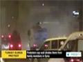 [04 Nov 2013] Turkish police clash with Kurdish protesters over Syria border wall - English