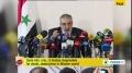 [06 Nov 2013] Riyadh urged to halt policy of terrorism against Syria And regional countries - English