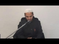 [03] Muharram 1435 - Amr Bil Maroof wa Nahi Anil Munkar Karbala ke Aaine mein - Moulana Agha Munawar Ali - Urdu